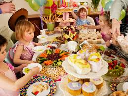 Delicious Cooking Ideas For Birthday Parties